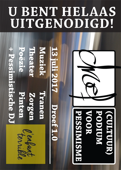 flyer Droef 1.0