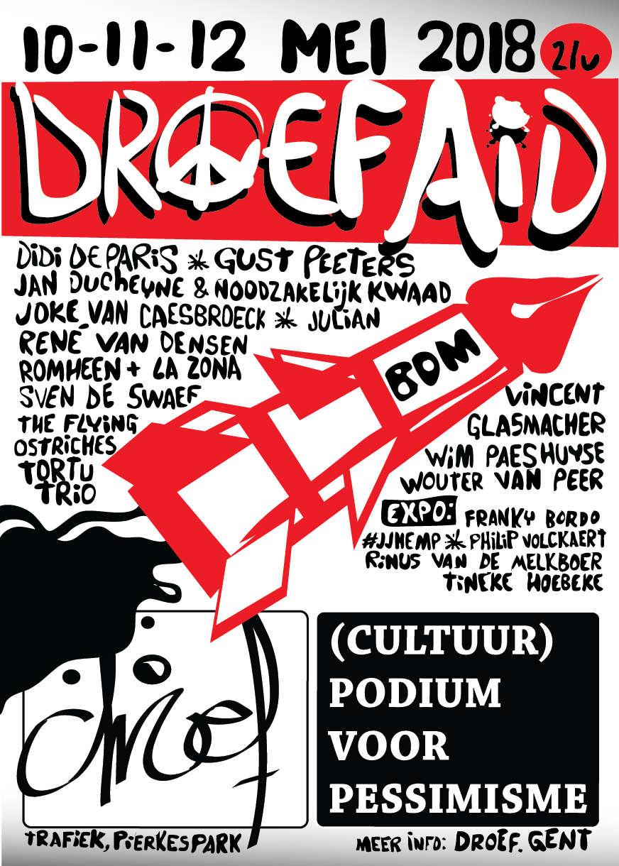 DroefAid poster